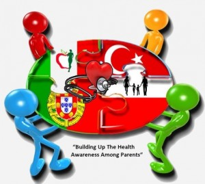 building up the health awareness