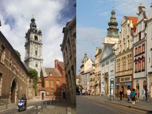 Mons e Plzeň ©BELGA_AGEFOTOSTOCK/BELGAIMAGE_Imagebroker/E.Strigl