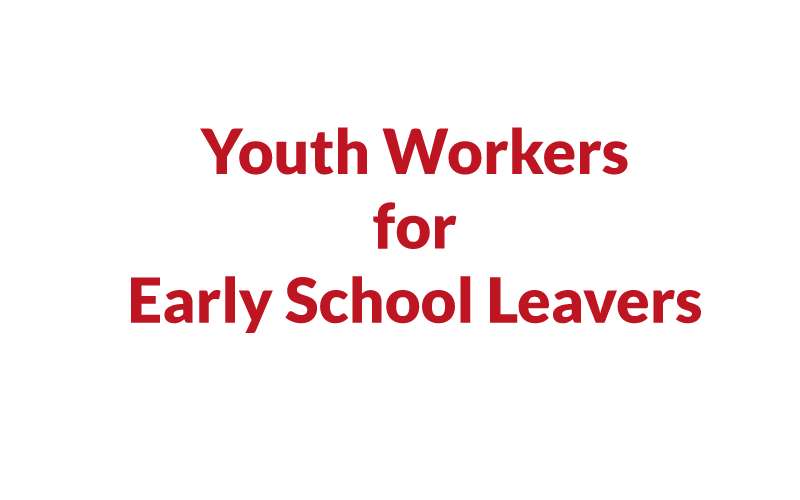 youth workers for early school leavers